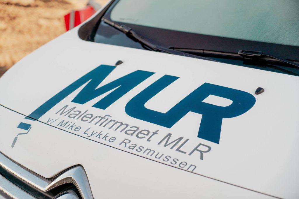 MLR firmabil til malerfirma